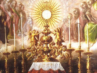 Blessed Dian Belanger: The Holy Hour brings multitudes of souls from the edge and brink of hell to t
