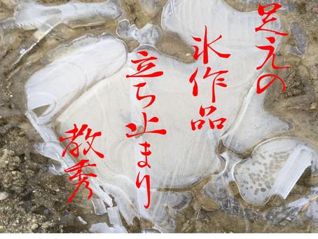 【氷作品】
