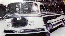 İlk otobüs