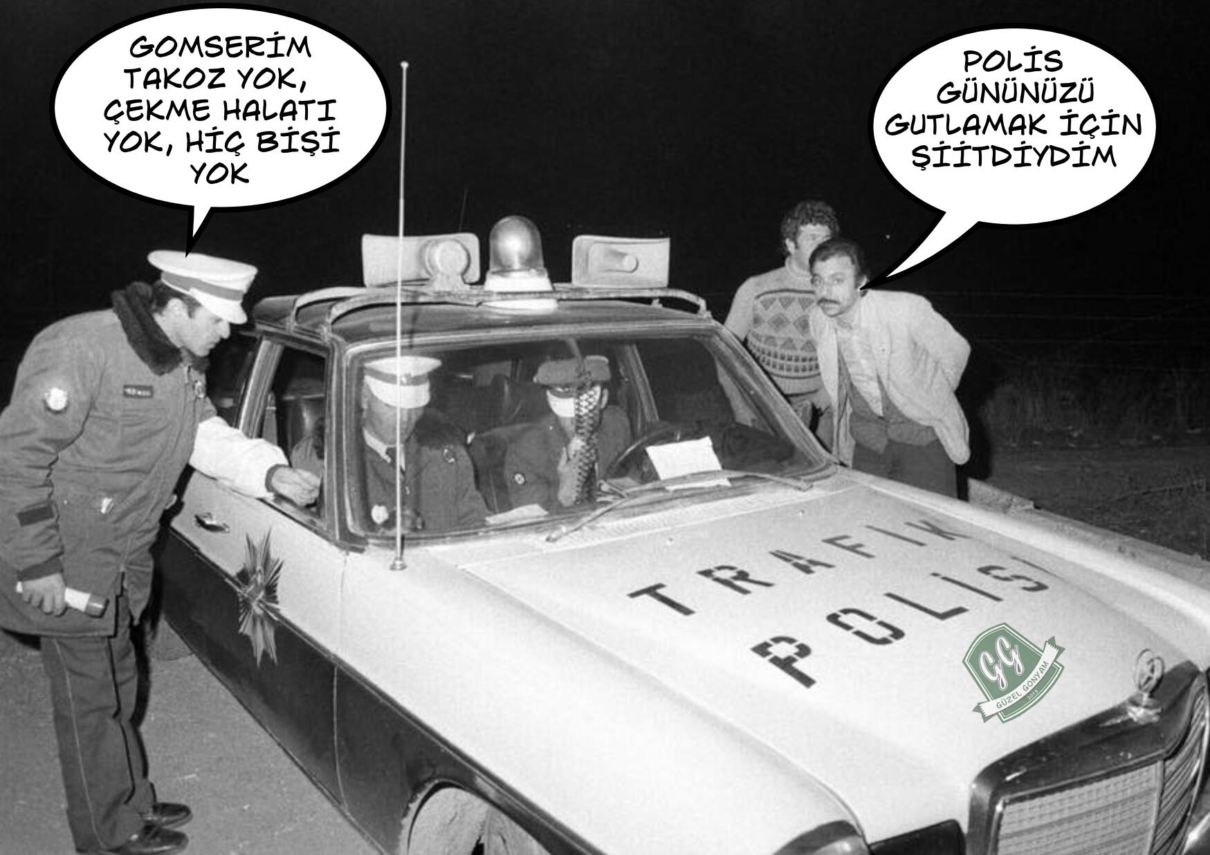Polis abi
