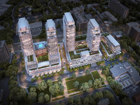 M2M PHASE 2 North Towers (North York) Coming Soon (6월 최초 분양 예정)
