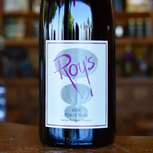 2018 Roy's Pinot Noir