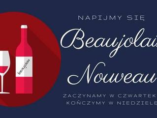 Beaujolais już jest!