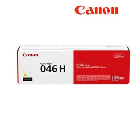 Canon CART 046H Y (5k) Consumables
