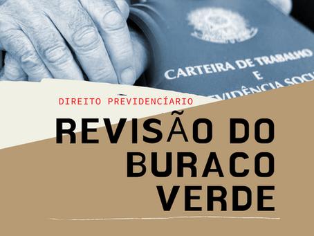 REVISÃO DO BURACO VERDE