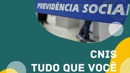 CNIS - Cadastro Nacional de Informações Sociais