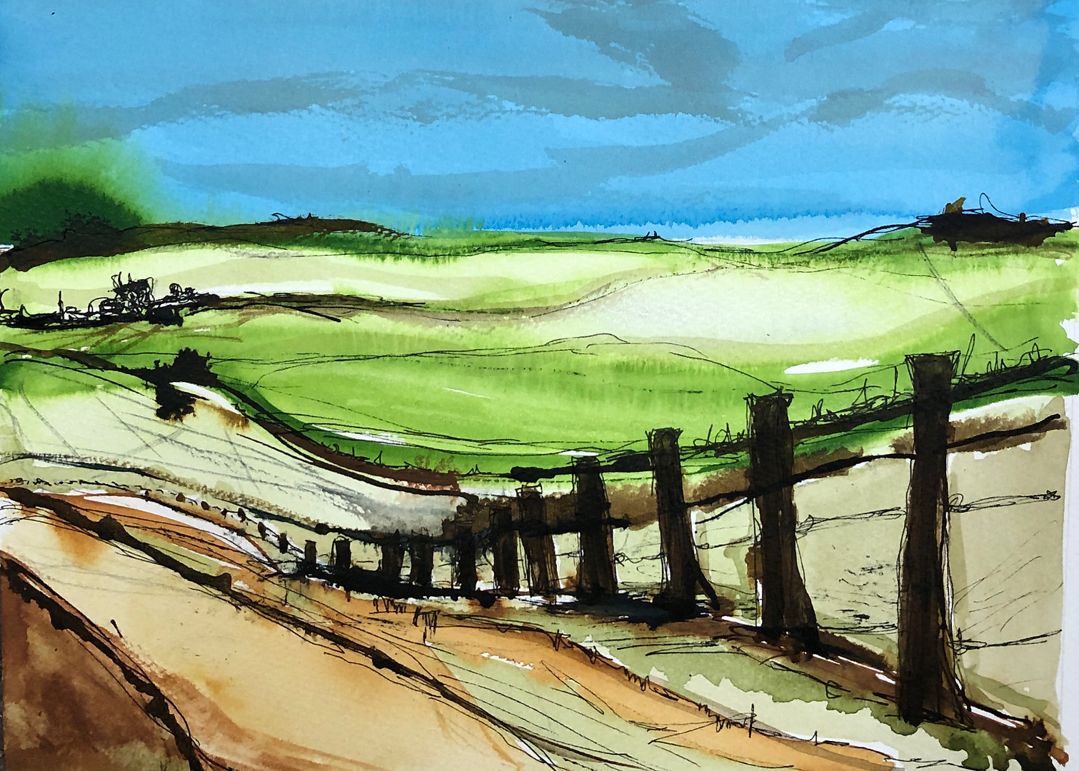 The Path Home (Sold)