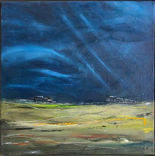 Storm Brewing Over Dartmoor