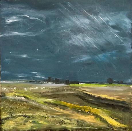 moorland storm