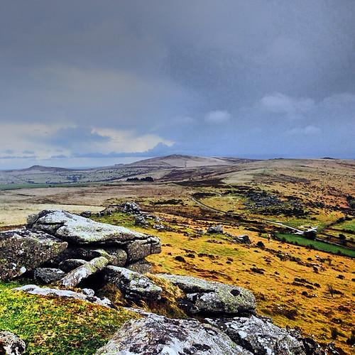 Autumn Dartmoor