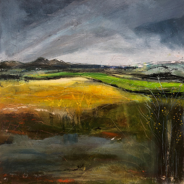 Autumn Moor (Sold)