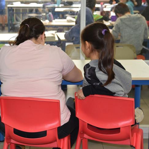 תהליך הערכה עצמית: שיח מורה-תלמיד