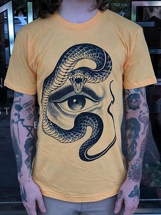 Men's Snake Eye T