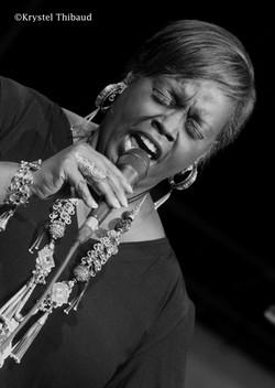 Diane Reeves - Jazz à Vienne 2012