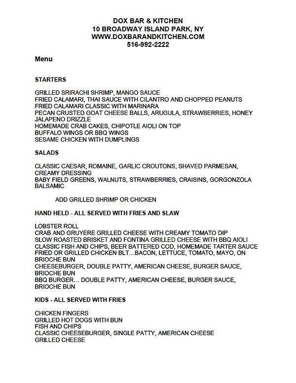 DOX menu.png