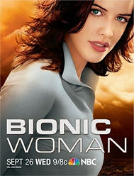 Michelle Ryan stars in Bionic Woman