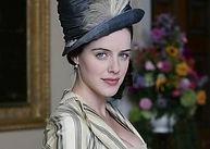 Michelle Ryan stars in Mansfield Park