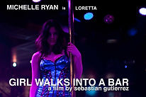 Michelle Ryan stars in Girl Walks Into A Bar