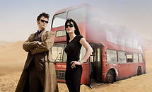 Michelle Ryan stars in Doctor Who - Planet of the Dead