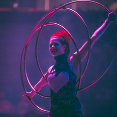 Cahula Hoops - Hula Queen