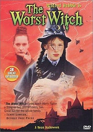 Michelle Ryan in The Worst Witch