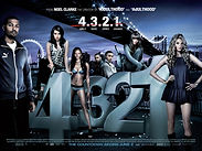 Michelle Ryan stars in 4321