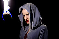 Michelle Ryan stars in Merlin