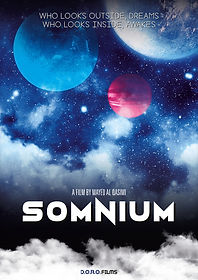 Michelle Ryan stars in Somnium