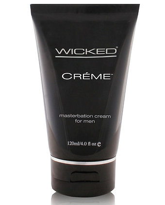 Wicked Sensual Creme Lubricant
