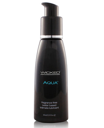 Wicked Sensual Aqua Original Lubricant