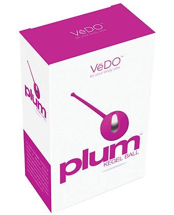 VeDO Plum Kegel Ball