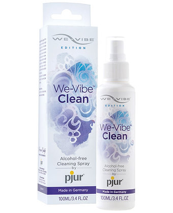 We-Vibe Clean by Pjur