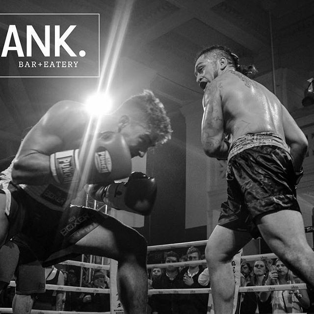 Community Boxing Match