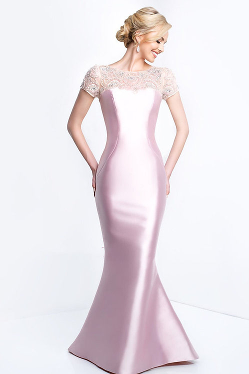 Pink Duchess Gown