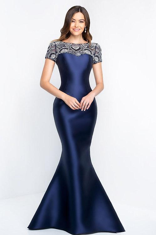 Blue Duchess Gown