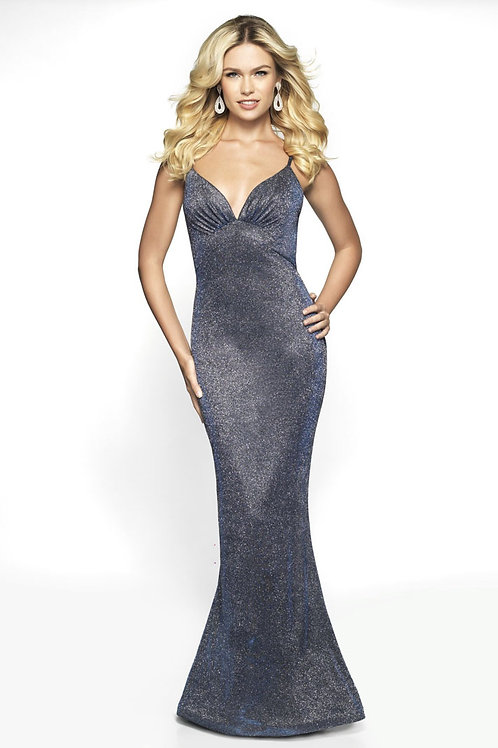 Blue Life of the Party Gown