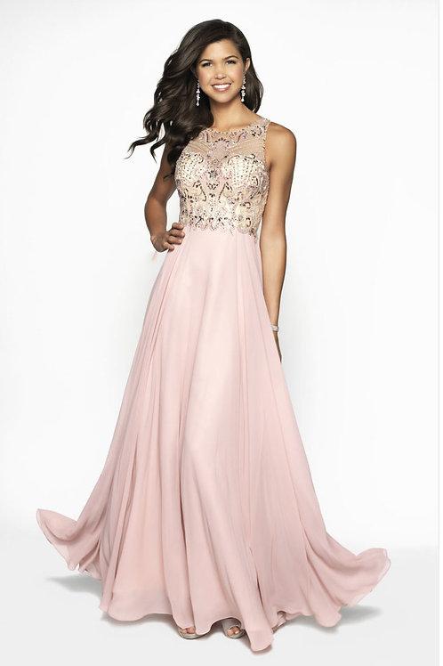 Blushing Pink Gown
