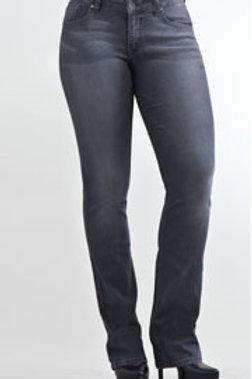 Grey Mist Straight Leg Jean