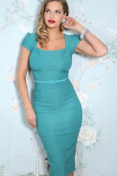 Aqua Dream Dress