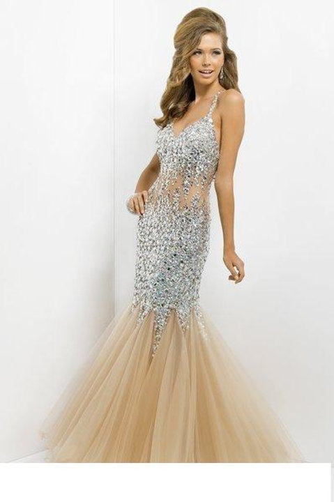 Beautiful Sky Gown