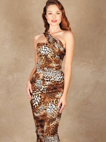 Fierce Leopord Dress