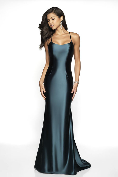 Black Shooting Star Gown