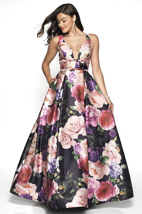 Beautiful Bouquet Gown