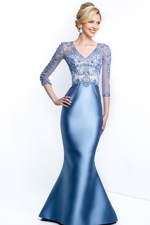 Blue Royalty Gown
