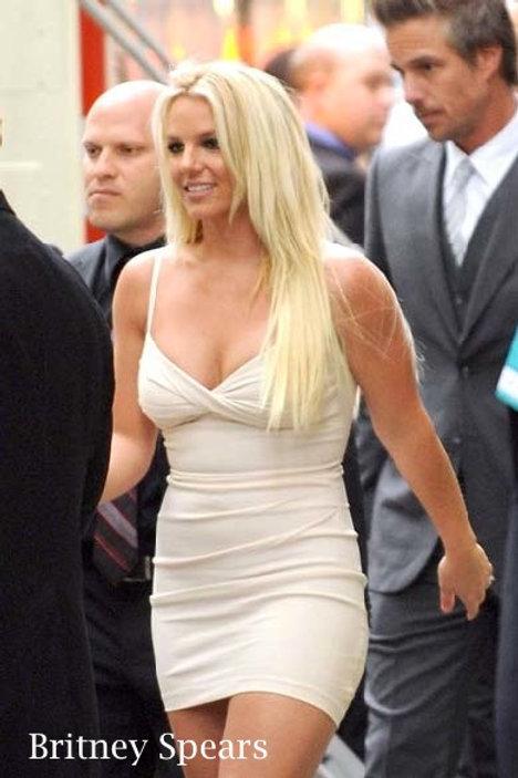 As Seen on Britney Spears