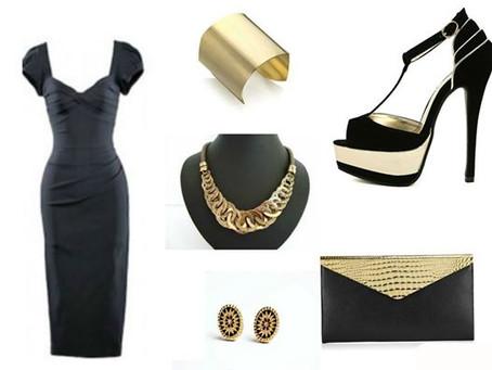 Accessorize Our Little Black Dress!
