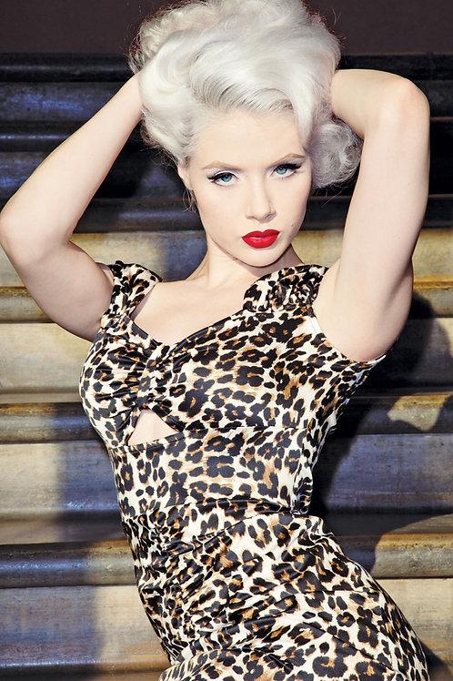 Leopard Love Dress