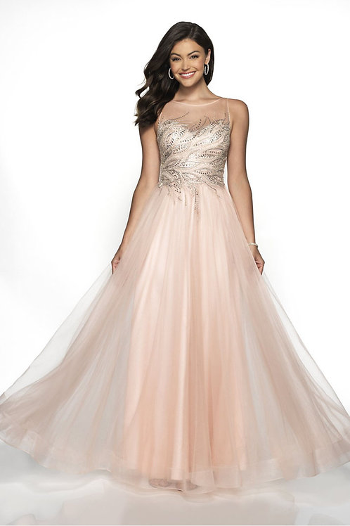 Pink Charming Gown
