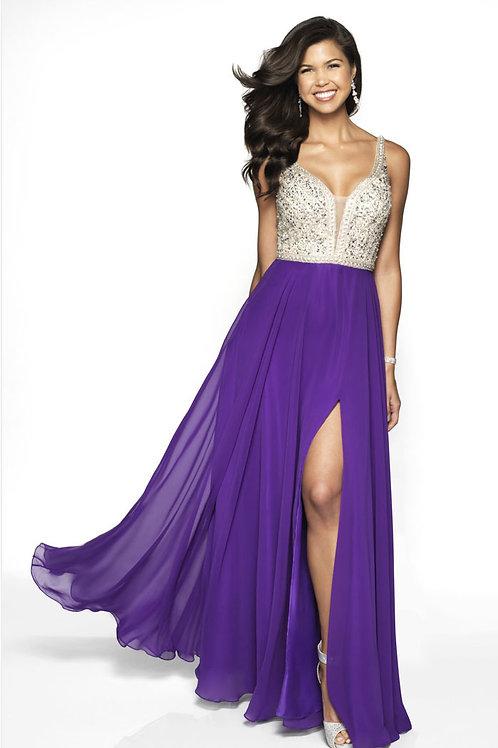 Purple Gem Gown