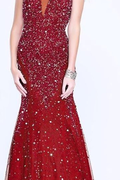 Red Carpet Ready Gown
